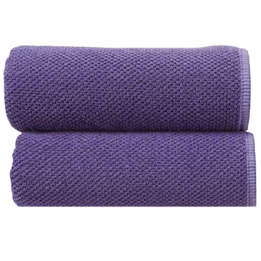 Graccioza Bee Waffle Towels - Lavender