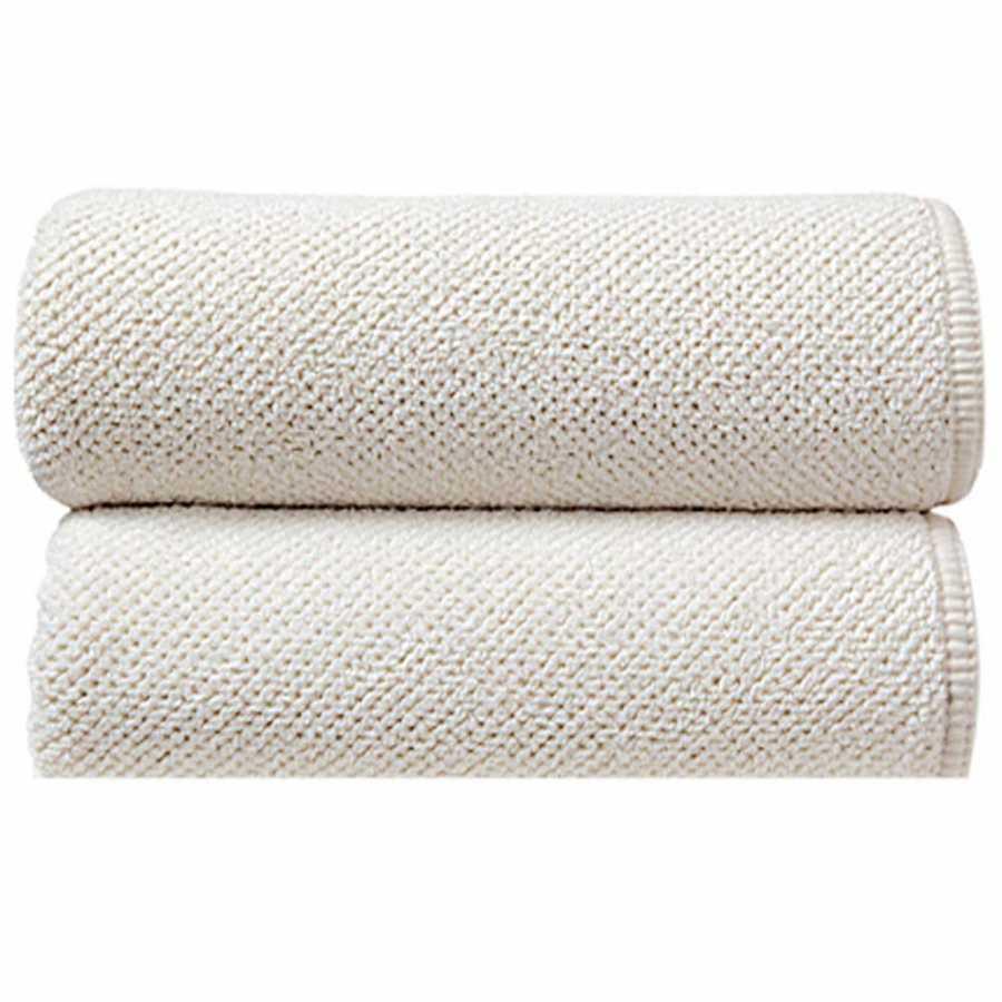 Graccioza Bee Waffle Towels - Natural