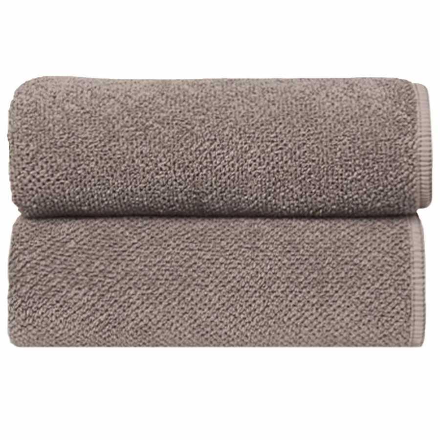 Graccioza Bee Waffle Towels - Stone