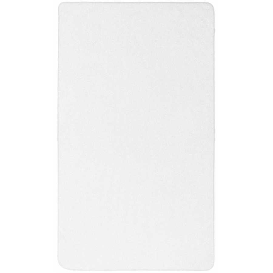 Graccioza Bee Waffle Beach Towel - White