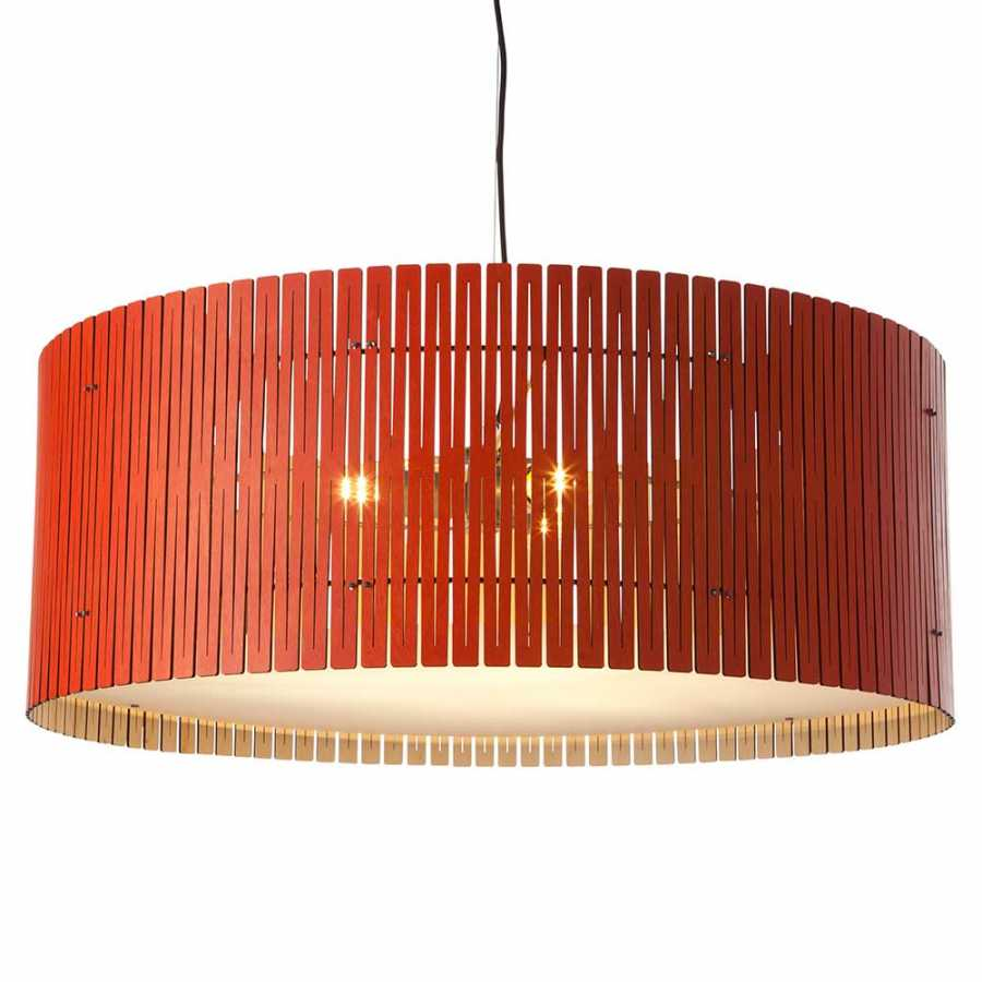 Graypants Kerflight D9 Pendant Lights - Lava