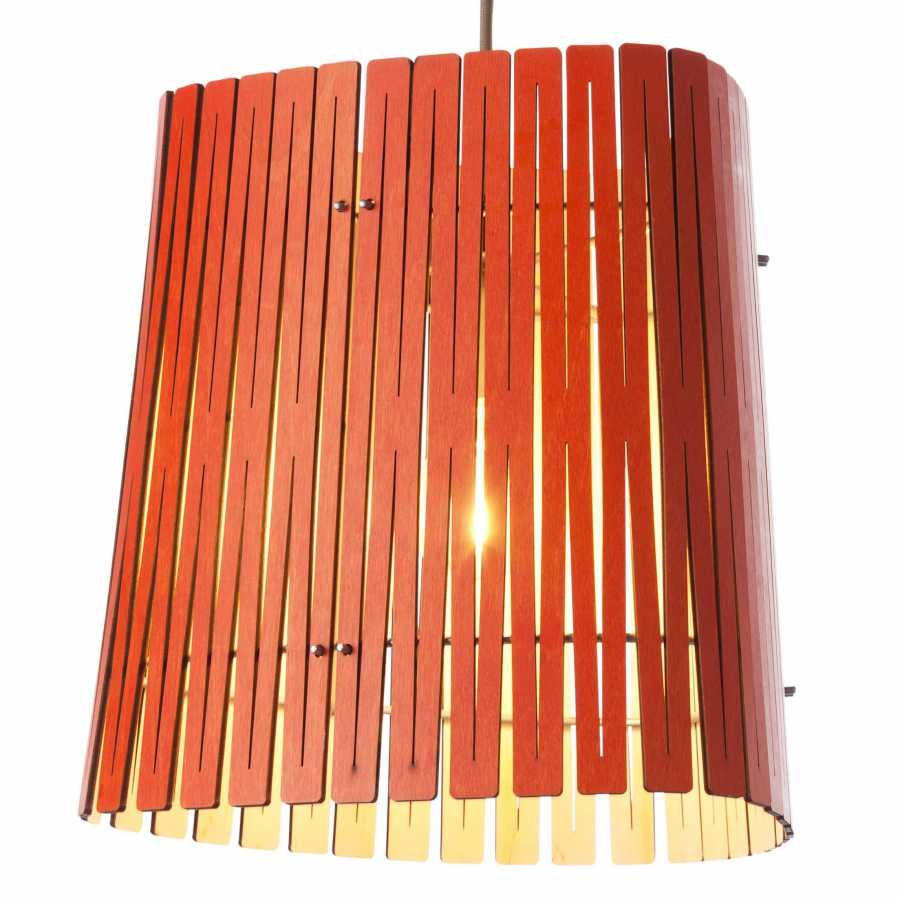 Graypants Kerflight P3 Pendant Lights - Lava