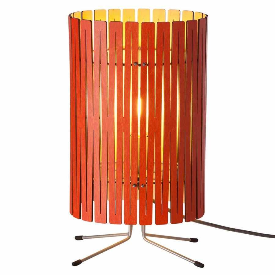 Graypants Kerflight T2 Table Lamps - Lava