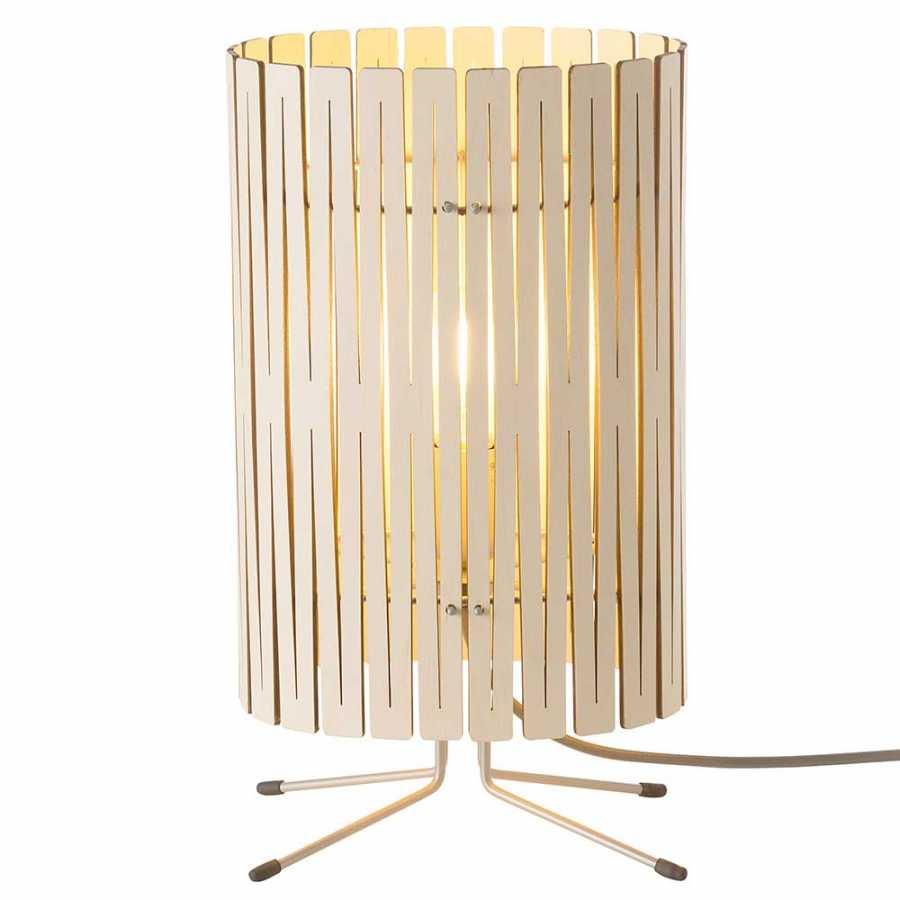 Graypants Kerflight T2 Table Lamps - White