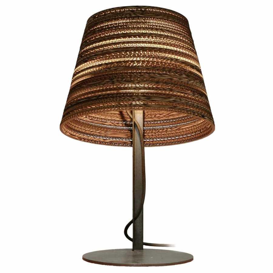 Graypants Cone Scraplight Table Lamp