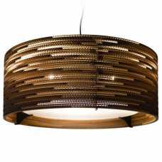 Graypants Scraplights Drum Pendant Light
