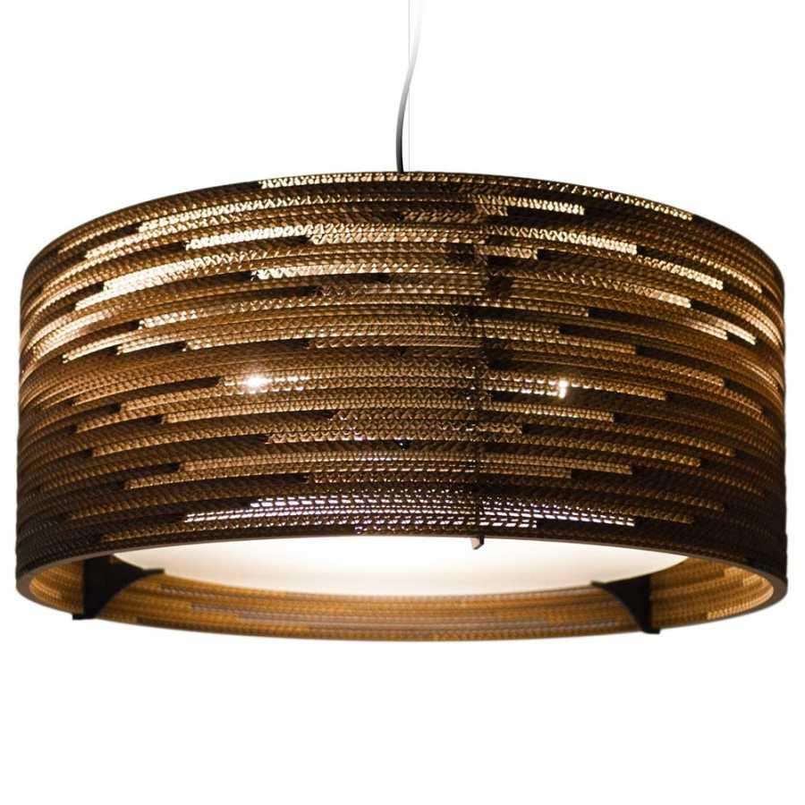 Graypants Drum Scraplight Pendant Lights