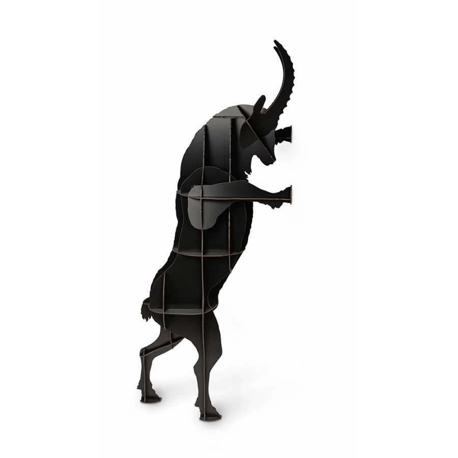 ibride Fausto Ibex Wall Storage - Black