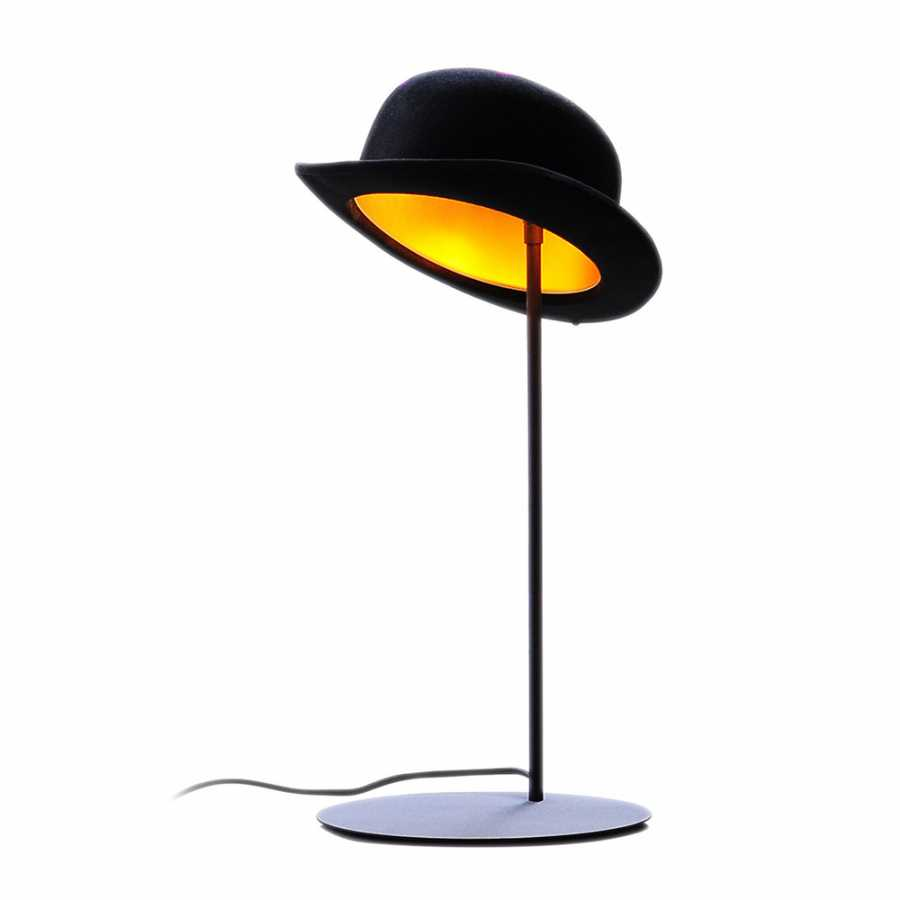 Innermost Jeeves Bowler Hat Table Lamp by Jake Phipps