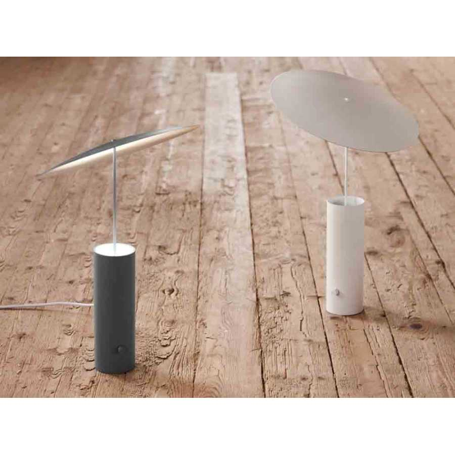 Innermost Parasol Table Lamps - White