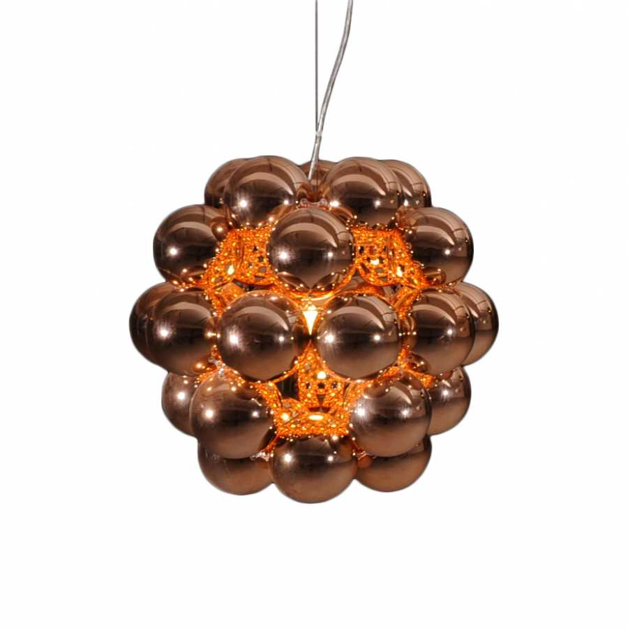 Innermost Beads Penta Pendant - Copper