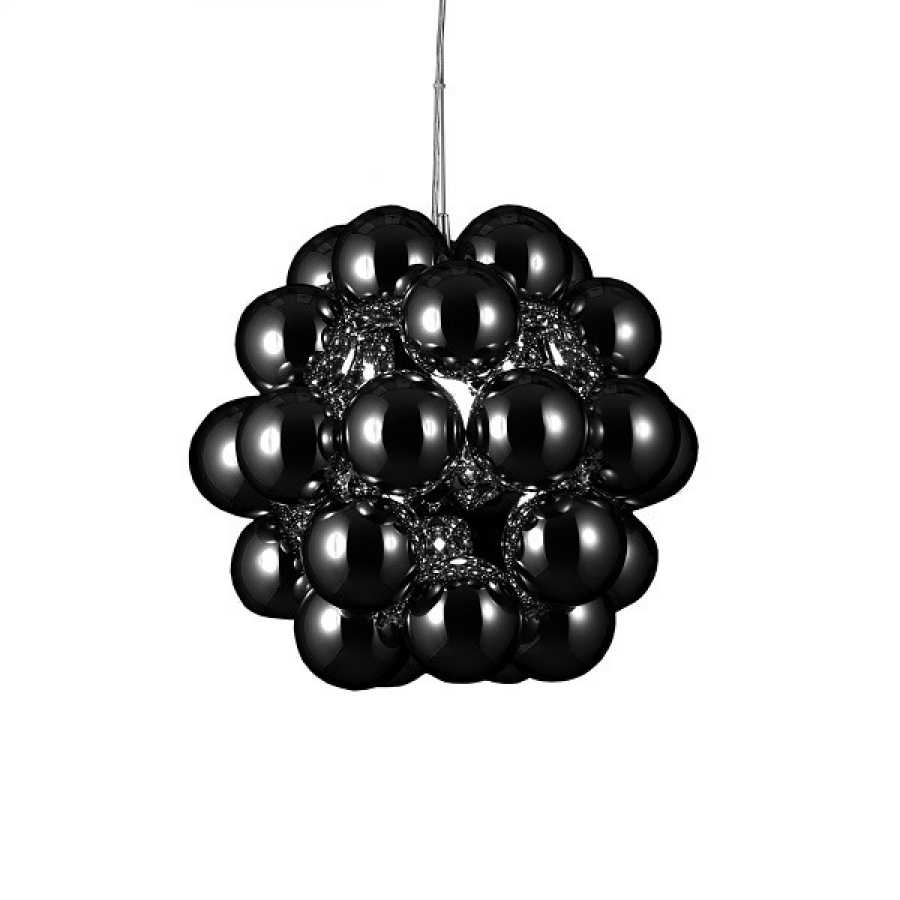 Innermost Beads Penta Pendant - Gloss Black