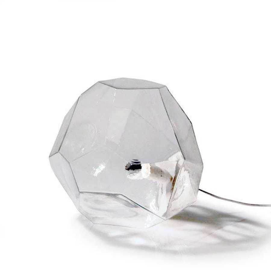 Innermost Asteroid Table Lamps - Clear