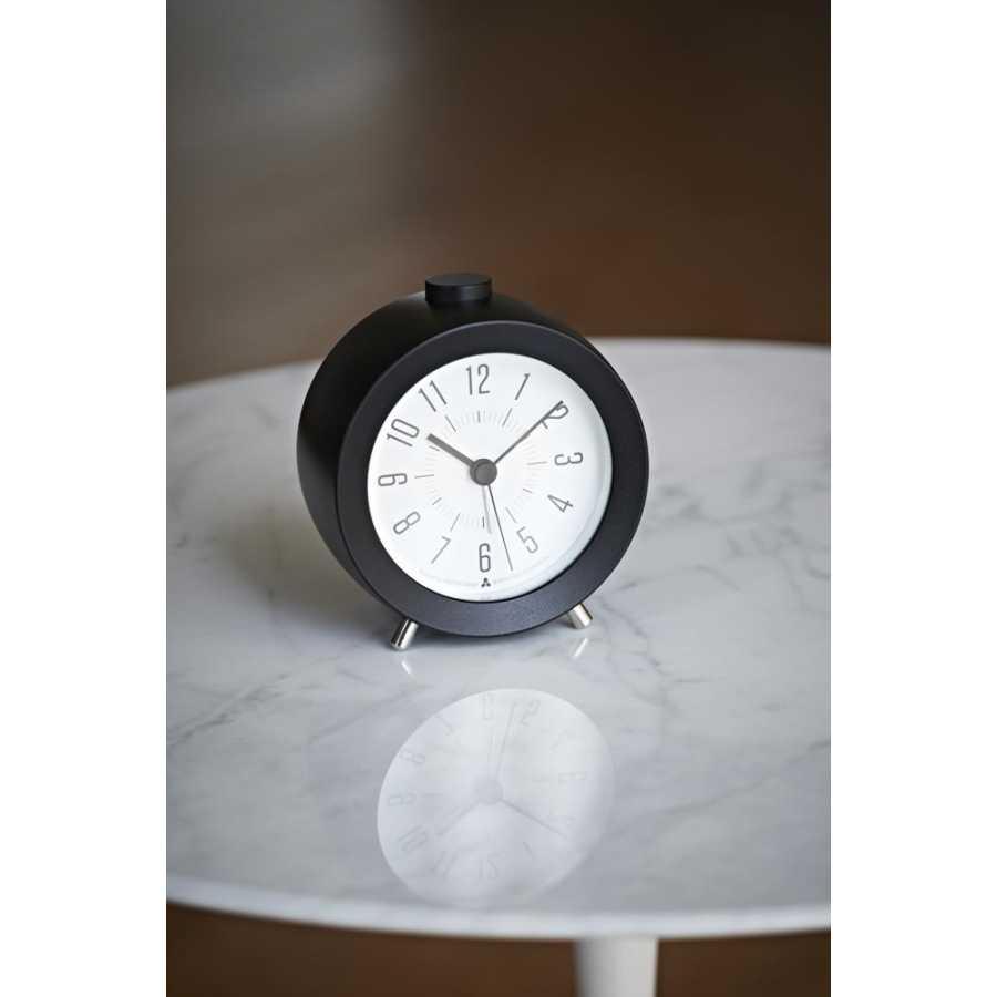 Lemnos Awa Jiji Alarm Clocks