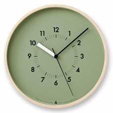 Lemnos Awa Soso Wall Clock