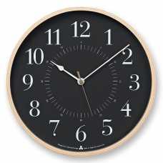 Lemnos Awa Toki Wall Clock