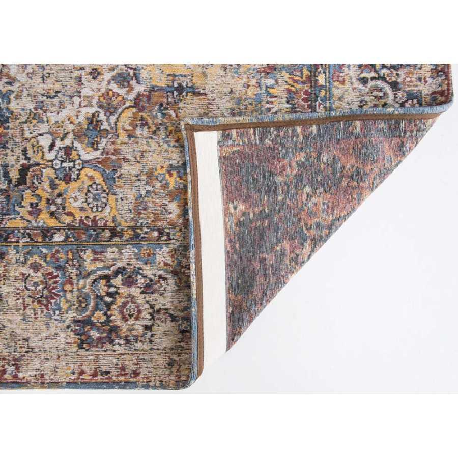 Louis De Poortere Antique Bakhtiari Rug - Khedive Multi