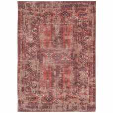 Louis De Poortere Antique Hadschlu Rug - 8719 Red Brick