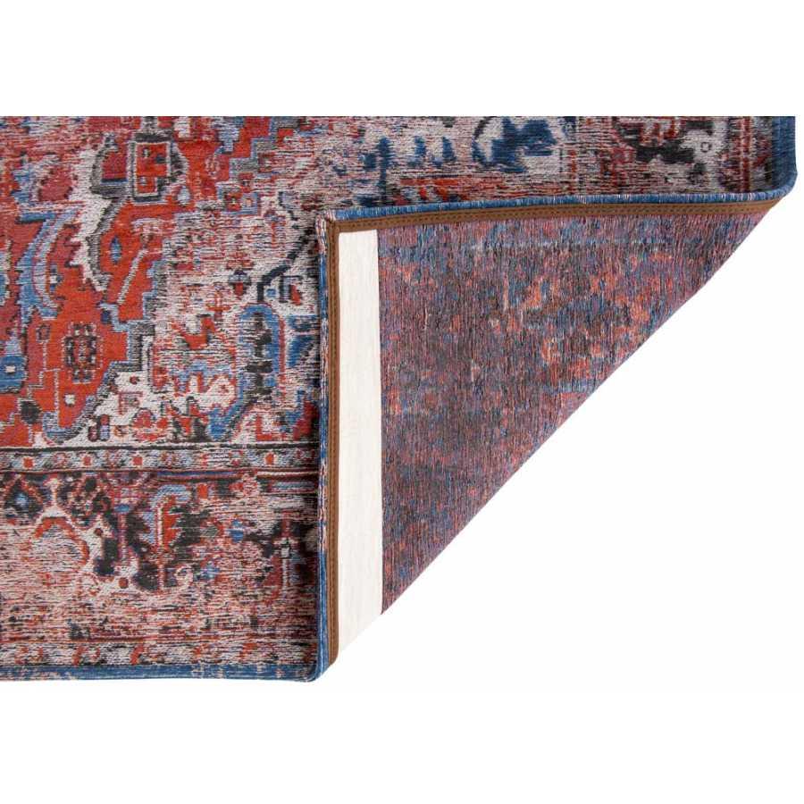 Louis De Poortere Antique Heriz Rug - Classic Brick