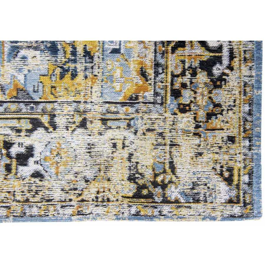Louis De Poortere Antique Heriz Rug - Amir Gold