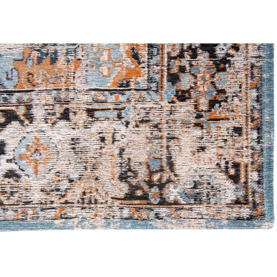 Louis De Poortere Antique Heriz Rug - Seray Orange
