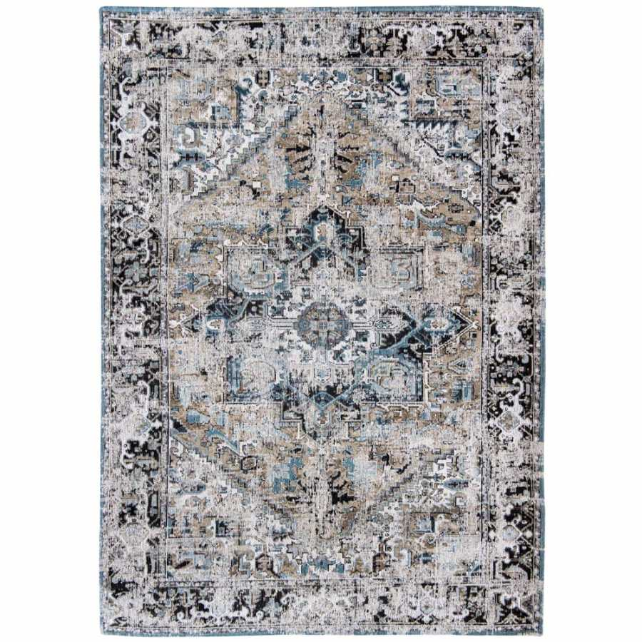 Louis De Poortere Antique Heriz Rug - Golden Horn Bei