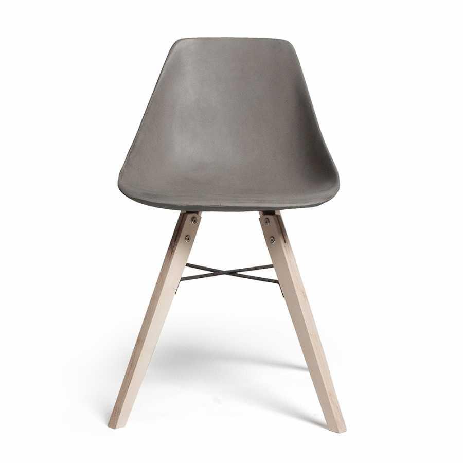 Lyon Beton Hauteville Plywood Chair