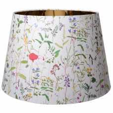 MINDTHEGAP Aquafleur Taupe Lamp Shade