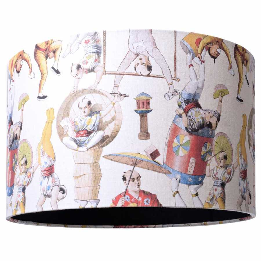 MINDTHEGAP Asian Circus Pendant Light