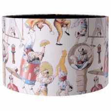 MINDTHEGAP Asian Circus Lamp Shade