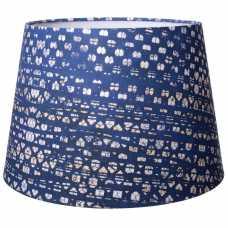 MINDTHEGAP Blauw Cone Lamp Shade