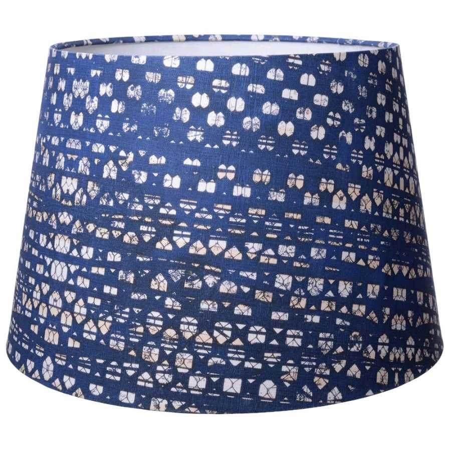MINDTHEGAP Blauw Cone Floor and Table Lampshades