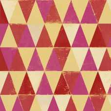 MINDTHEGAP Circus Pattern Wallpaper