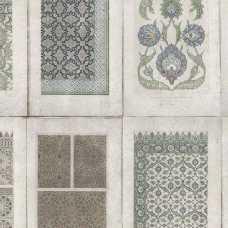 MINDTHEGAP Arabesques Neutral Wallpaper