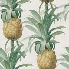 MINDTHEGAP Ananas Wallpaper