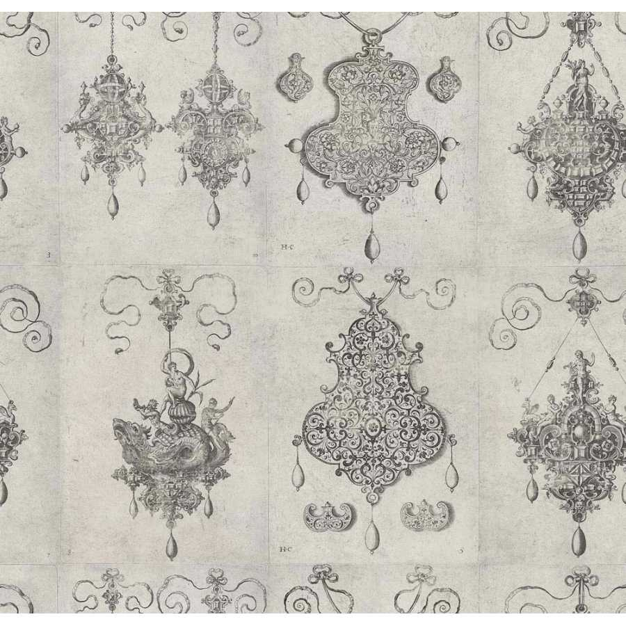 MIND THE GAP Bijoux Wallpaper