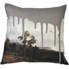 Mineheart Artistic Cushion - Grey