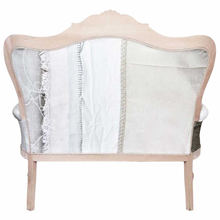 Mineheart Shabby Chic Sofa - 2 Seater