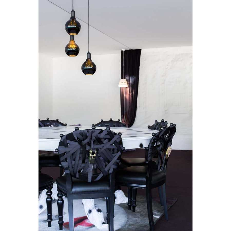 Mineheart King Edison Pendant Lamps - Ghost