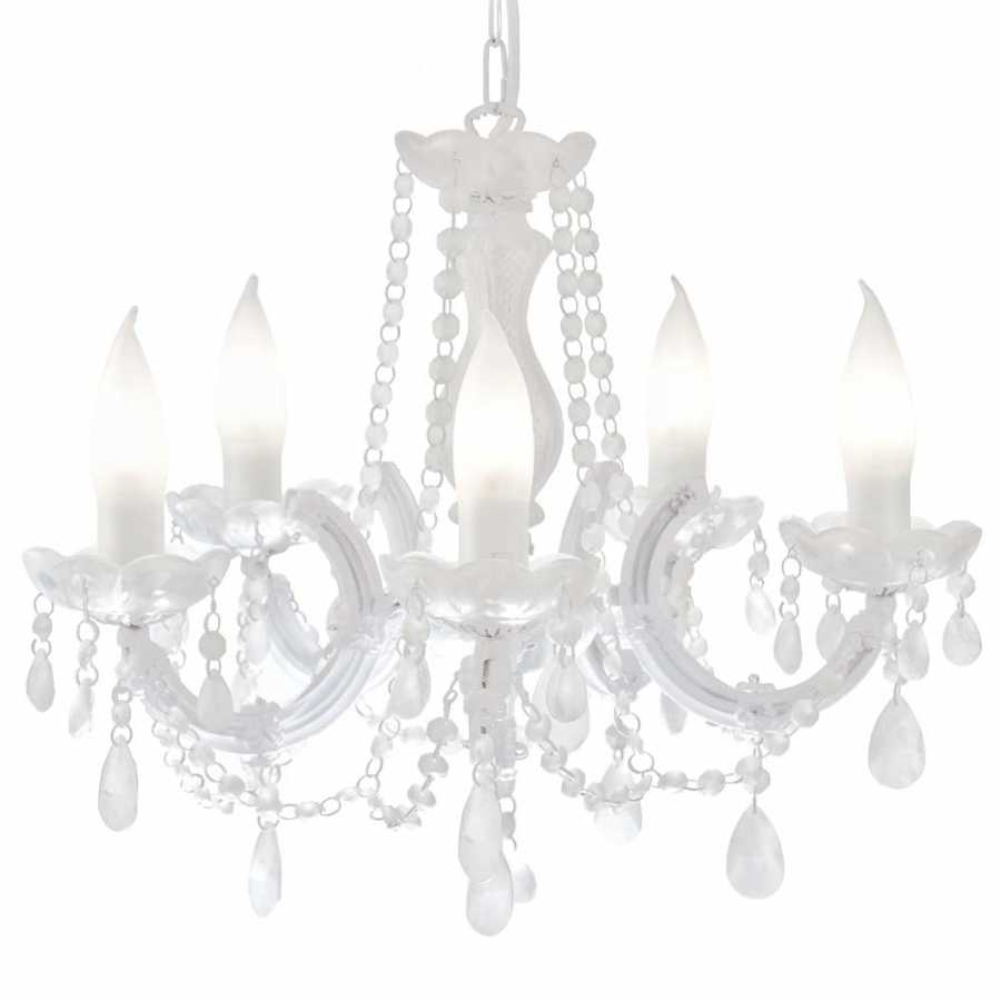 Mineheart Ice Queen Outdoor LED Chandelier