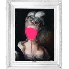 Mineheart Madame Blush Canvas Art