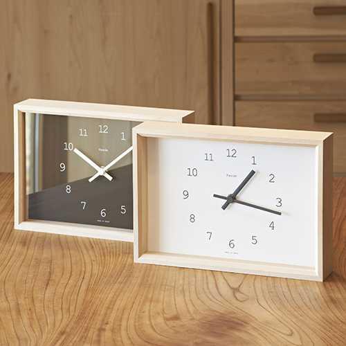 Lemnos Table Clocks