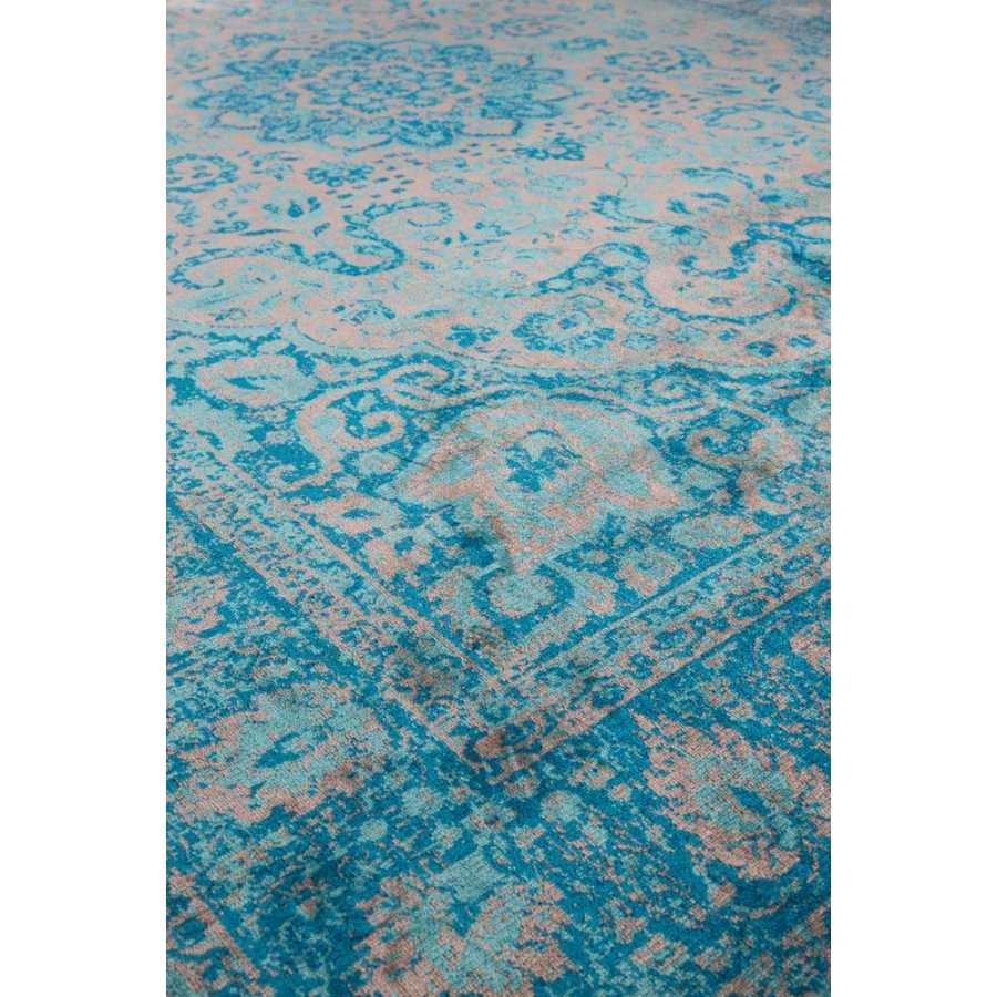 Naken Interiors Chi Rug - Blue