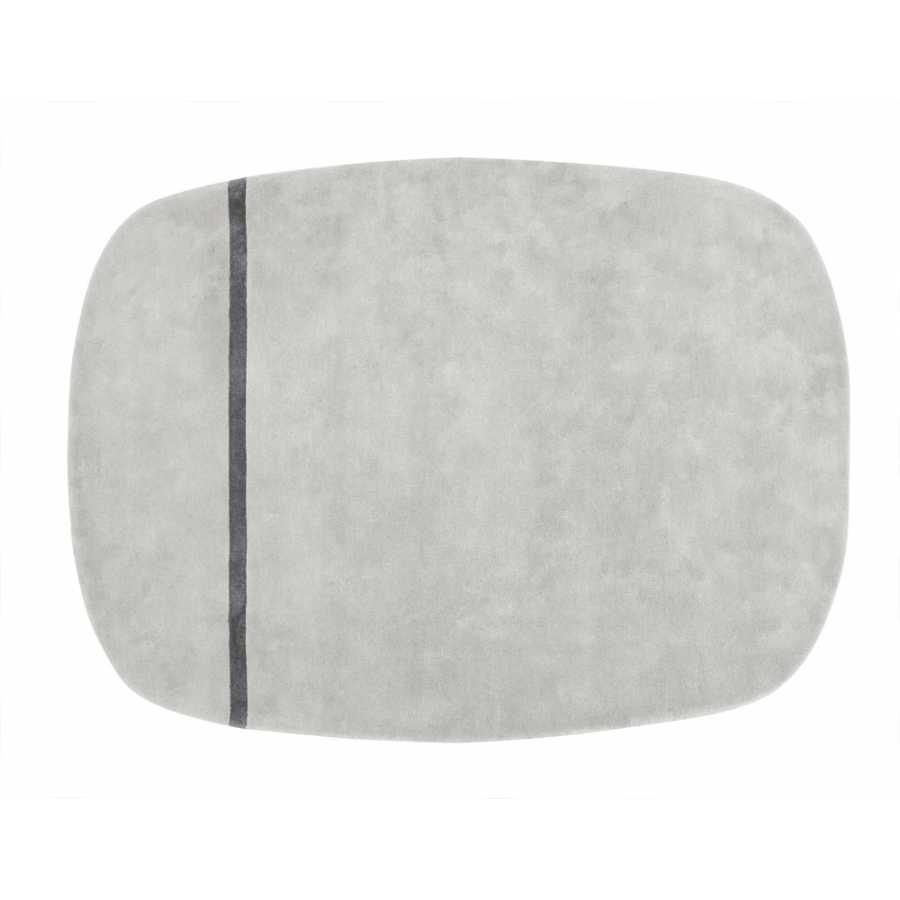 Normann Copenhagen Oona Rug - Grey 175 x 240cm