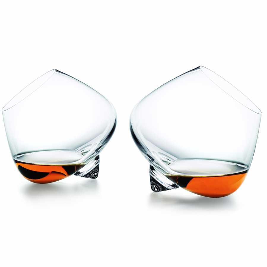 Normann Copenhagen Set of 2 Cognac Glasses