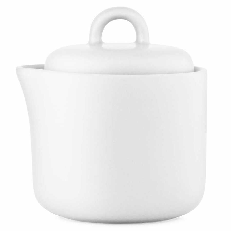 Normann Copenhagen Bliss Sugar Bowl - White