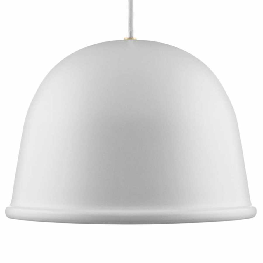 Normann Copenhagen Local Pendant - White