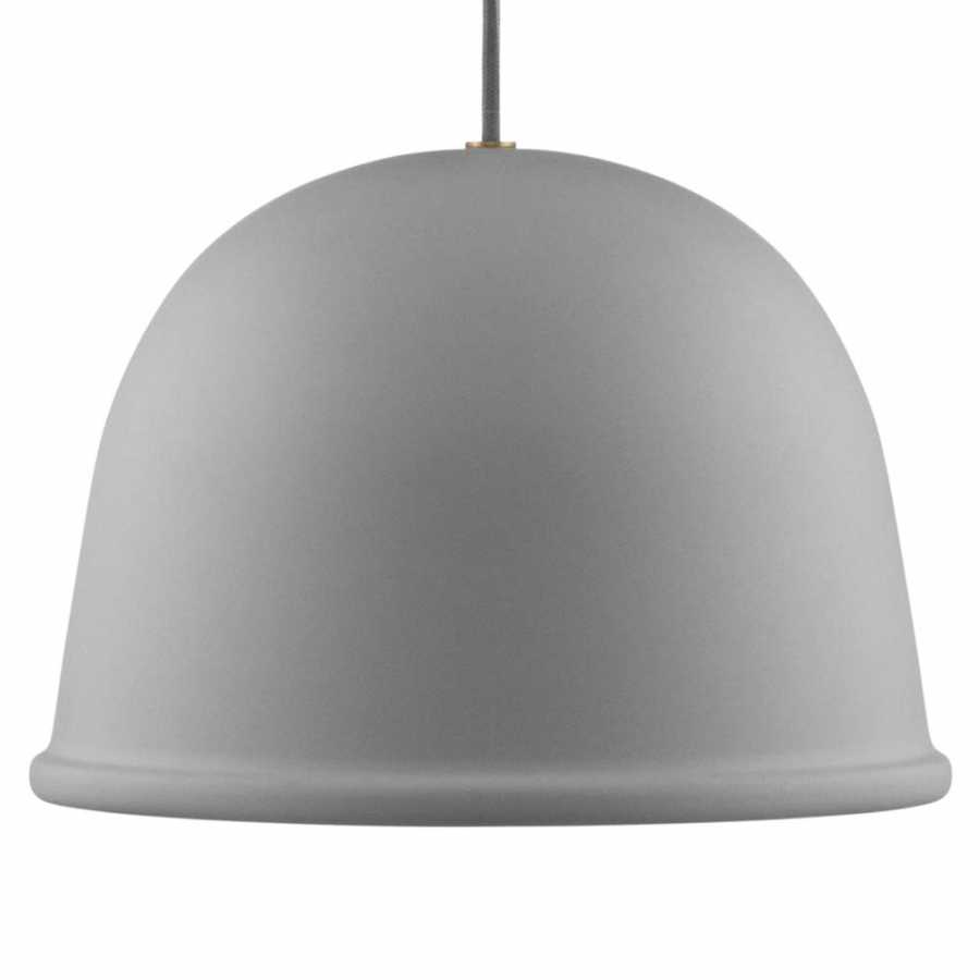 Normann Copenhagen Local Pendant - Grey