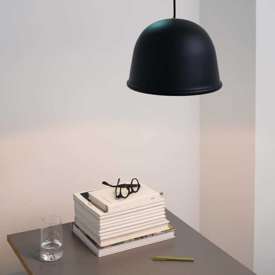 Normann Copenhagen Local Pendant - Black