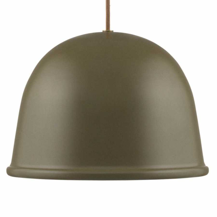 Normann Copenhagen Local Pendant - Green